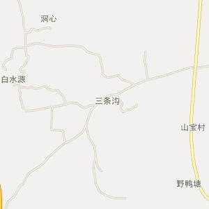 贺州富川电子地图_富川在线旅游交通图