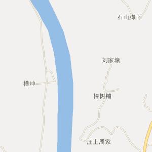 邵阳县塘田市镇在线电子地图查询