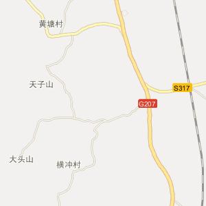 牡丹江到林口地图