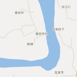 邵阳县九公桥镇电子地图
