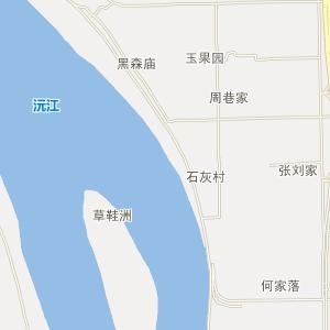 武陵丹洲电子地图