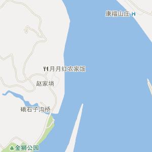 湖北省电子地图 宜昌市电子地图