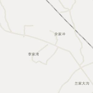 湖北省电子地图 襄樊市电子地图
