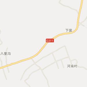 双龙镇地图_黄陵县双龙镇三维电子地图和邮编