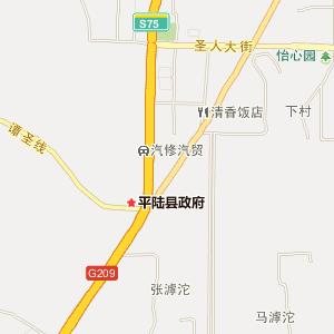 山西省电子地图 运城市电子地图