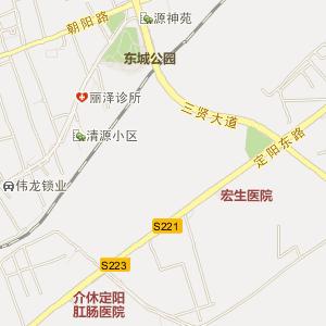 晋中介休电子地图_中国电子地图网