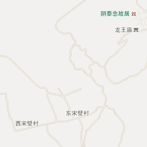 山西电子地图 晋中电子地图