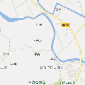 云台山风景区遗症