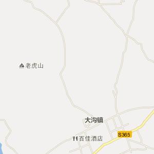 广东电子地图 阳江电子地图