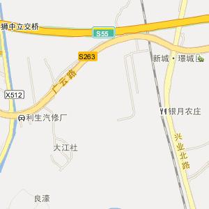 南海狮山电子地图_中国电子地图网