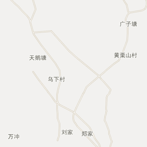 湖南省骥村镇卫星地图