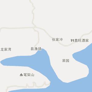 桃江松木塘电子地图_中国电子地图网