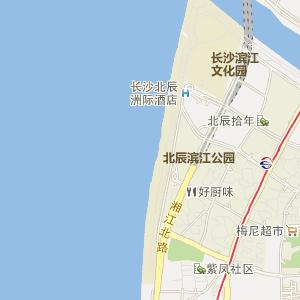 东风路电子地图