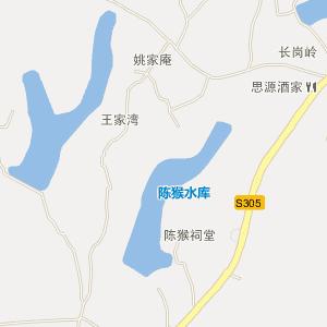 襄城尹集电子地图_中国电子地图网