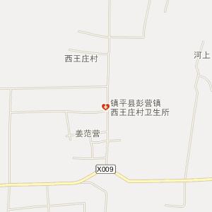 内乡二龙山地图
