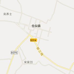 河南省电子地图 洛阳市电子地图