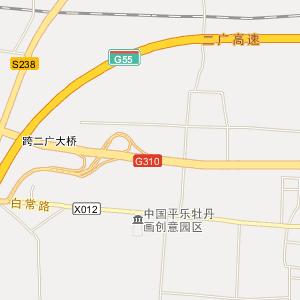 310国道,陇海铁路傍南而过,焦枝铁路穿境而过,境内长达15公里,孟津