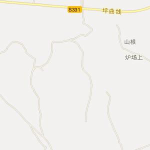 山西电子地图 晋城电子地图