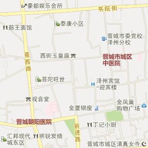 调整泽州县乡镇行政区划