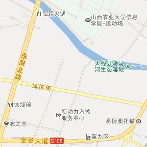 太汾标即太原府所属的祁县