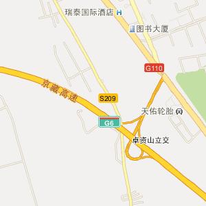 卓资县地图_卓资县三维电子地图和邮编
