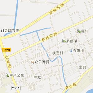 东莞市石碣镇电子地图