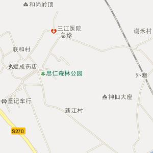 睦洲电子地图  ※ 相关资讯 旅 游景点:该镇三江宋塔十分有名