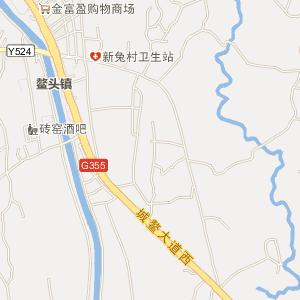 广州电网地理接线图