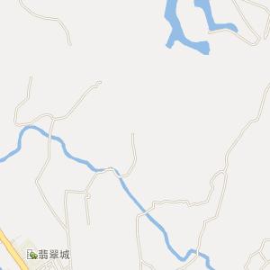 广东省电子地图 广州市电子地图