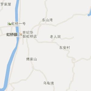 岳阳市电子地图 平江县电子地图