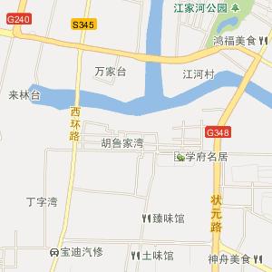 汉口到安陆地图