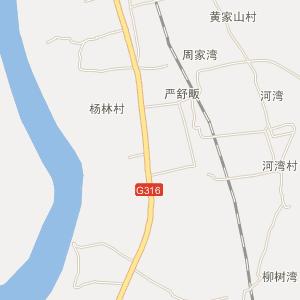 广水马坪电子地图_中国电子地图网图片