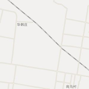 叶县马庄回族乡电子地图图片