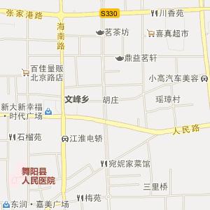 漯河舞阳电子地图_舞阳铁路地