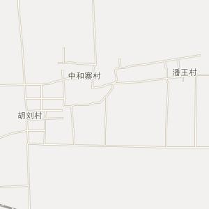郾城区裴城镇电子地图