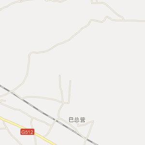 包鄂城际铁路地图
