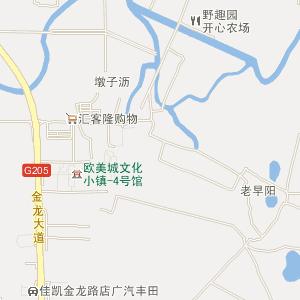 汝湖镇地图_惠城区汝湖镇三维电子地图和邮编