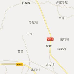 修水县地图全图;