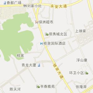 咸安浮山电子地图_中国电子地图网图片