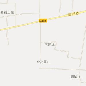 正阳县新阮店乡电子地图