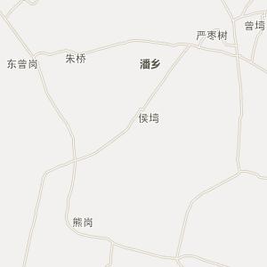 光山县仙居乡电子地图图片