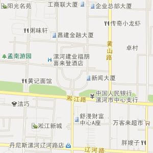 河南漯河电子地图_中国电子地图网
