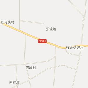 太康县独塘乡电子地图