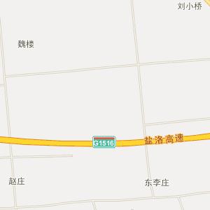 太康县符草楼镇电子地图