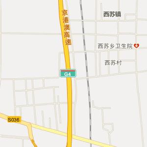 永年县南西苏乡电子地图查询