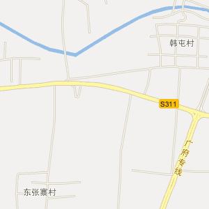永年南沿村电子地图_中国电子地图网
