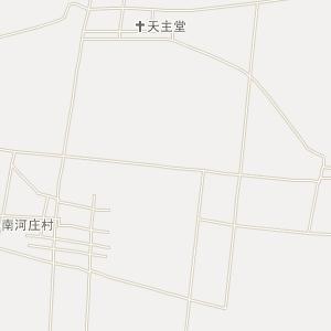 永年县西河庄乡电子地图