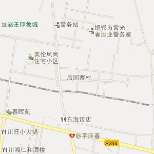 广平县地图 广平县地图图片