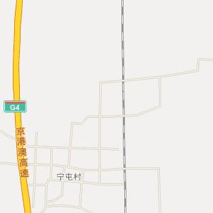 永年县刘汉乡电子地图