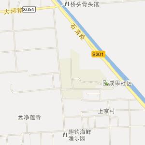 河北省电子地图 石家庄市电子地图